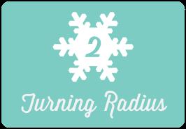 technique 2 turning radius 2016