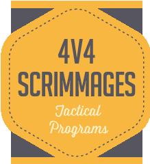 4v4 scrimmages hex