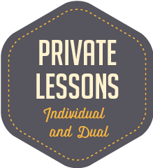 private lessons hex