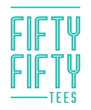 Fifty Fifty Tees