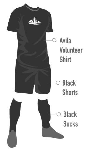 Volunteer Dress Code